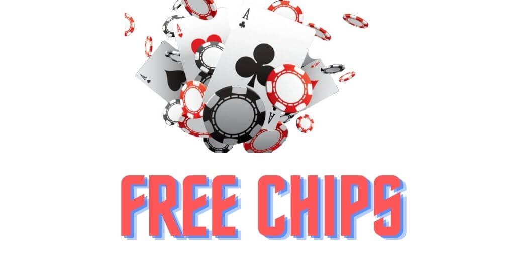 Free Poker chips